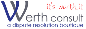 Werth Consult – Dispute Resolution Services Logo