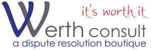 Werth Consult – Dispute Resolution Services Logo